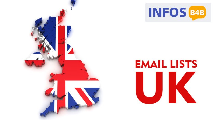 Email Lists UK